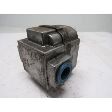Double A PFG-20-C-10A3 Fixed Displacement Rotary Gear Hydraulic Pump