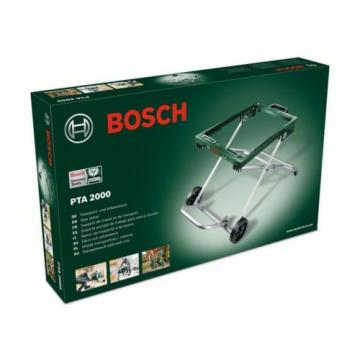 STOCK O - new Bosch PTA 2000 Roller Support Stand 0603B05300 3165140654487 *'