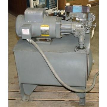 Hydraulic Power System