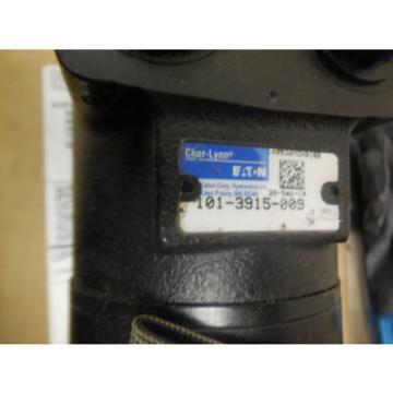 NEW TENNANT SCRUBBER HYDRAULIC MOTOR TN53435 EATON 101-3915-009
