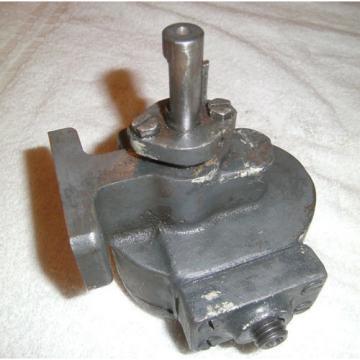 Brown & Sharpe Screw Machine #11 Hydraulic Pump 346P