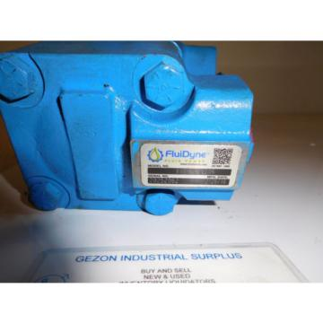 Vickers/Fluidyne V101P6P1C20A Hydraulic Vane Pump