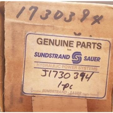 New Sauer Danfoss Cylinder Block Kit 1730394