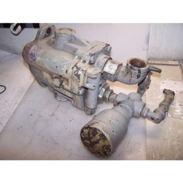 VICKERS HYDRAULIC VARIABLE DISPLACEMENT PUMP PVB29-FLS-20-CM-11
