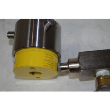 ENERPAC HYDRAULIC CYLINDER   RCH120  10,000PSI   12TON  CYLINDER   CODE: HC-20