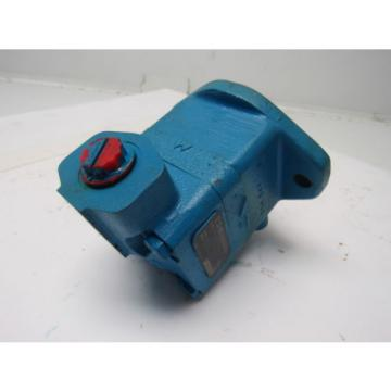 """Vickers V10 1S2S 27A20 Single Vane Hydraulic Pump 1"""" Inlet 1/2"""" Outlet"""