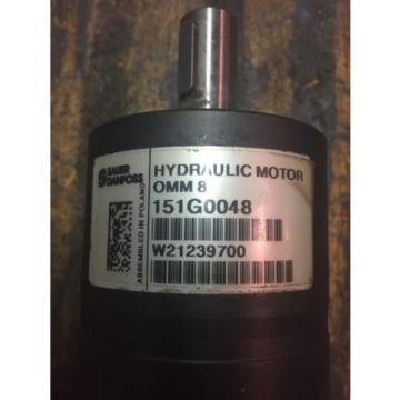 Hydraulic Motor Danfoss 151G0048