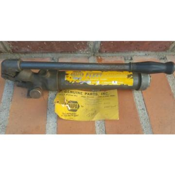 Napa 91-101 Porto-Power Hydraulic Pump Warranty! Fast Shipping! 4 tons USA made
