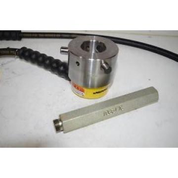 ENERPAC HYDRAULIC CYLINDER   RCH120  10,000PSI   12TON  CYLINDER   CODE: HC-24