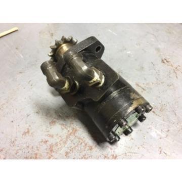 Nippon Gerotor Orbmark Motor, ORB-M-35-2P, Used,  WARRANTY