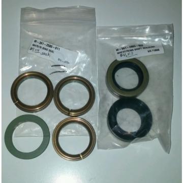 METARIS HYDRAULIC GEAR PUMP Parts: MH75 Thrust Plate Bi Direct, Seals, Bearing