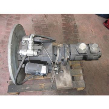 Linde HPV 135-02 OV-001 Variable Displacement Pump - Closed Loop Operation
