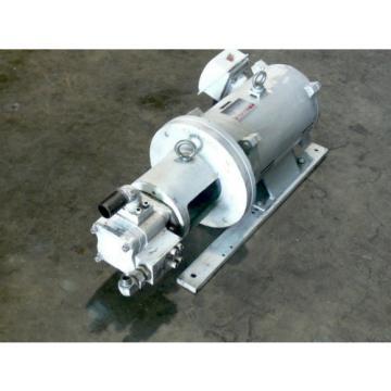 Nachi Eckerle IP Hydraulic Pump H-4B-32-20 W/ 20HP (15Kw) Mitsubishi motor