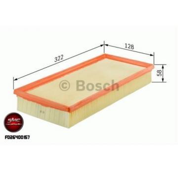 INSPEKTIONSKIT ÖL CASTROL EDGE 5W30 5L 4 FILTER BOSCH AUDI A4 2.0TDI (B8) 105 KW