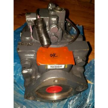 Komatsu hydraulic steering pump for WA380-6 Wheel Loader