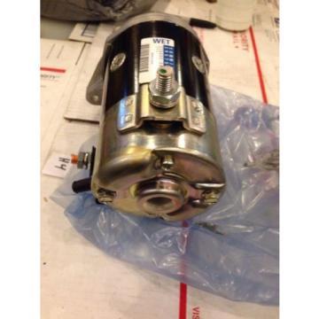 New Komatsu Genuine Starter 6733-82-6510 Cummins 3957592 24V Heavy Equipment