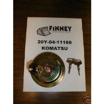 Komatsu Wheel Loader Locking Fuel Cap 423-04-11362 NEW