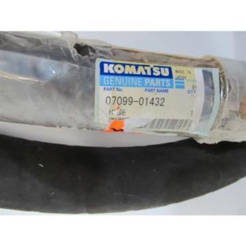 Komatsu 07099-01432, New Hose Replacement
