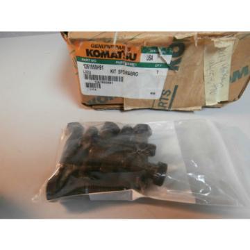 NEW Genuine Komatsu 1261950H91 Universal U Joint Spider Bearing OEM *NOS*
