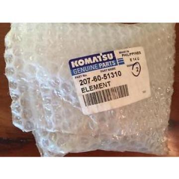 Genuine Komatsu Parts 2076051310