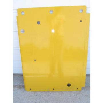 Komatsu Steel Cover Panel excavator yellow #20Y 54 71881 (G4)