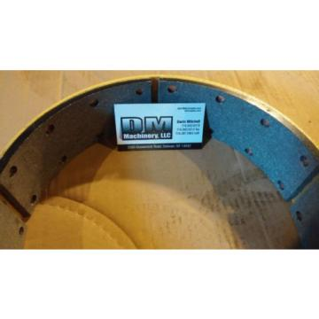 New Komatsu D20 D21 steering brake band  -6, -7, or -8