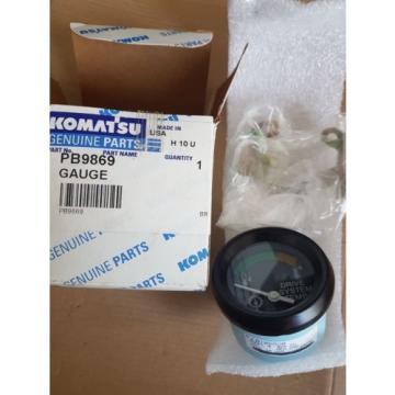 New Komatsu Gauge PB9869