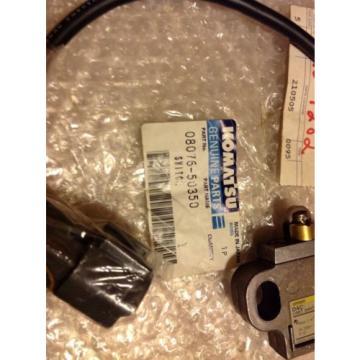 Komatsu,  08076-50350 Switch New OEM