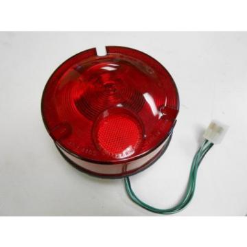 385-10051701 KOMATSU 24V LIGHT LAMP ASSEMBLY RED