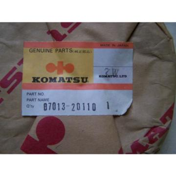 Komatsu 150-155 Final Drive Seal - Part# 07013-20110 - Unused in Package