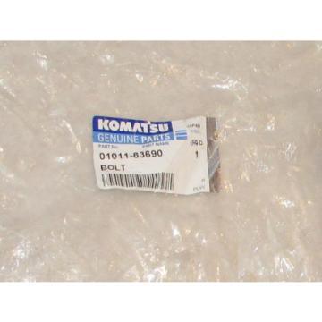 KOMATSU Bolt - 01011-83690 for models BR380JG-1-W1