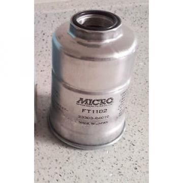 Diesel fuel filter Nippon Micro Ltd number FT1182 KOMATSU TOYOTA MANITOU ?
