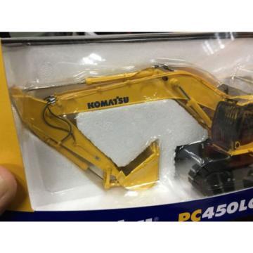Rare, Komatsu, 1/50, DieCast, PC450LC, Excavator, Construction vehicles