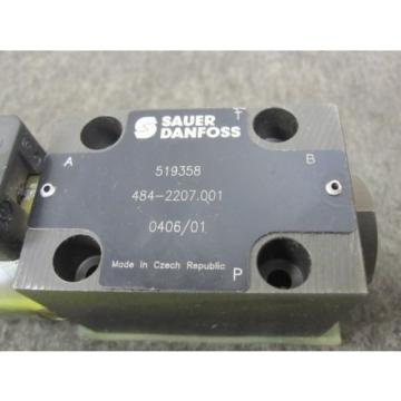 NEW China USA SAUER DANFOSS DIRECTIONAL VALVE # 519358