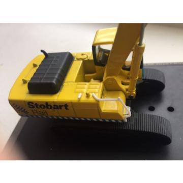 Eddie Stobart Komatsu PC340 Hydraulic Excavator Model