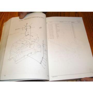 Komatsu PC650-3, LC-3 PARTS MANUAL BOOK CATALOG HYDRAULIC EXCAVATOR SHOVEL GUIDE