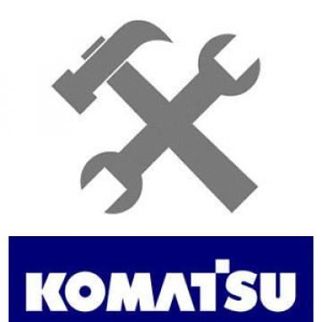 Komatsu Bulldozer D65P-7  D65 P 7 Service Repair  Shop Manual