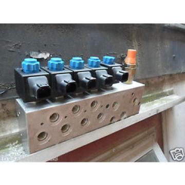 Rexroth Germany USA Electronic Hydraulic Valve Block 0FE08606OC0101
