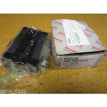 Rexroth Italy France R165181310 Ball Carriage Linear Bearing