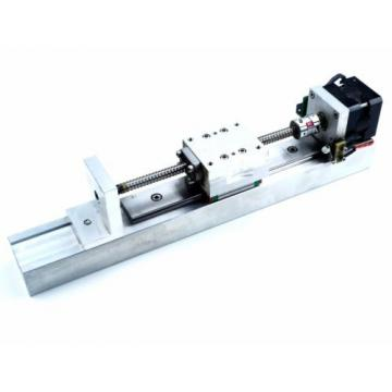 REXROTH China USA 170mm Actuator Module - Coupling + Stepper Motor + Damper - Z axis,CNC
