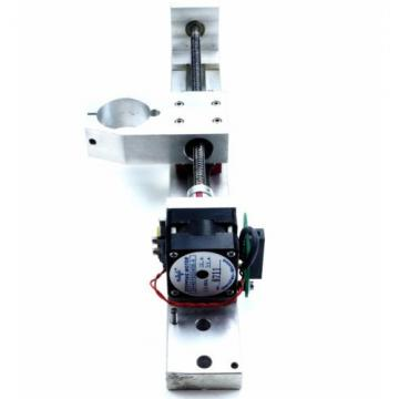 REXROTH Korea Russia 200mm Actuator Module - Coupling + Stepper Motor + Damper - Z axis,CNC