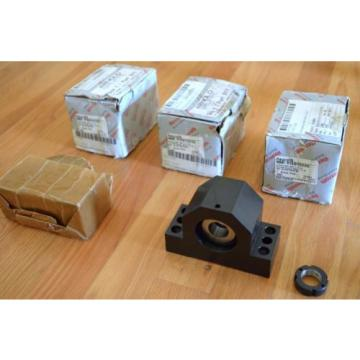 NEW China Russia Rexroth R159112020 Ballscrew Fixed End Support Block Bearing 20mm ID - THK