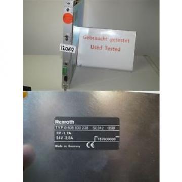Rexroth Canada Japan 0608830238 SE312 0-608-830-238 BP302