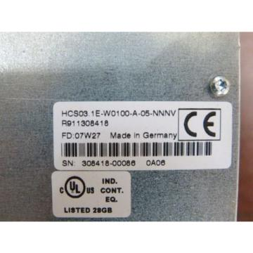 Rexroth Russia Canada HCS03.1E-W0100-A-05-NNNV IndraDrive Controller   > ungebraucht! <