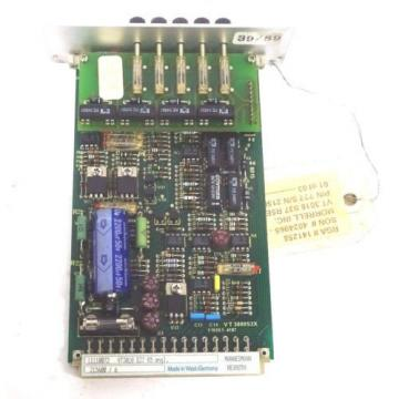 NEW Korea Singapore REXROTH VT3018-S37-R5 PC BOARD VT3018S37R5