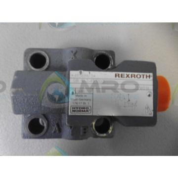 REXROTH Korea Canada 495698/3 *NEW NO BOX*
