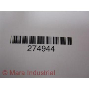Rexroth Korea Italy 274944 Manual DIAX04 HDD And HDS (Pack of 6)