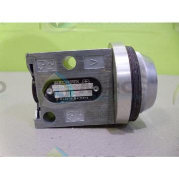 REXROTH Singapore Germany 5630201050 VALVE *NEW NO BOX*