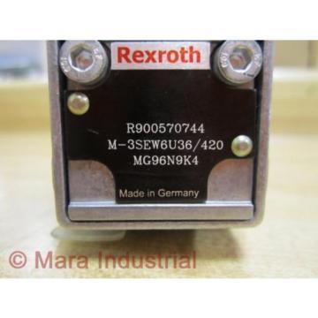 Rexroth Mexico Russia R900570744 Poppet Valve - New No Box