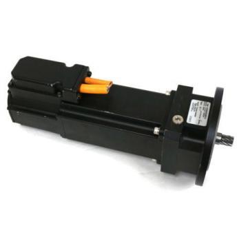 REXROTH Canada Italy MKD041B-144-KP0-KN PERMANENT MAGNET MOTOR W/ STOBER K102WG0200MT10